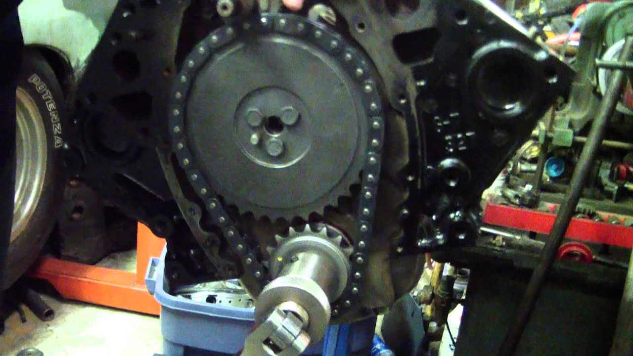 LT1 383 stroker