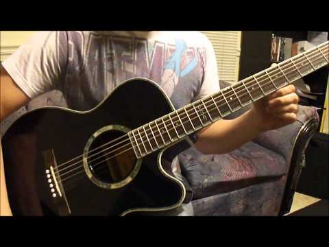 """Creed - """" My Sacrifice """"   acoustic guitar cover"""