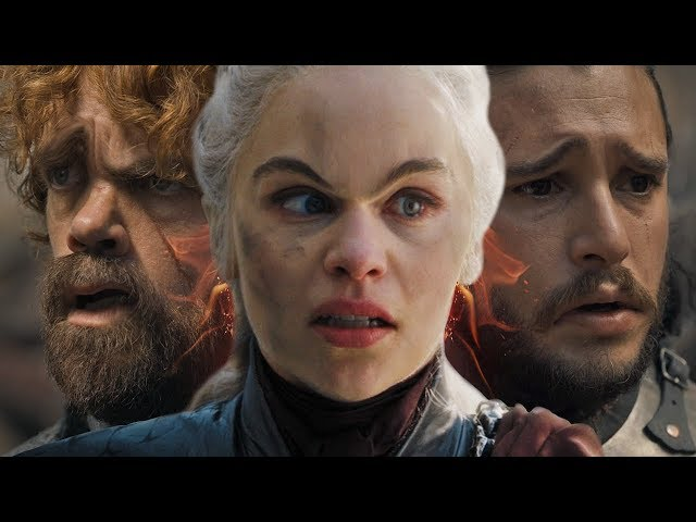Game Of Thrones 8x05 WTF Edition