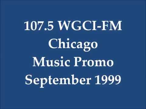 WGCI Music Promo Sept. 1999