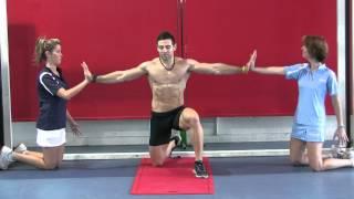 Variations d exercices avec partenaires