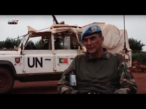 Os Comandos na República Centro-Africana