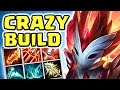 THIS DAMAGE IS ACTUALLY CRAZY | MAX ATTACK SPEED 100% CRIT 25 KILLS KINDRED JUNGLE - Nightblue3