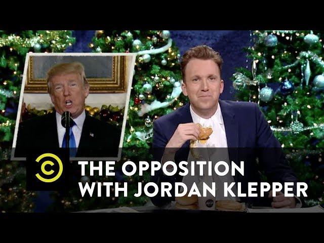 #MAGAMealChallenge: Trump's Greatness Fuel - The Opposition w/ Jordan Klepper