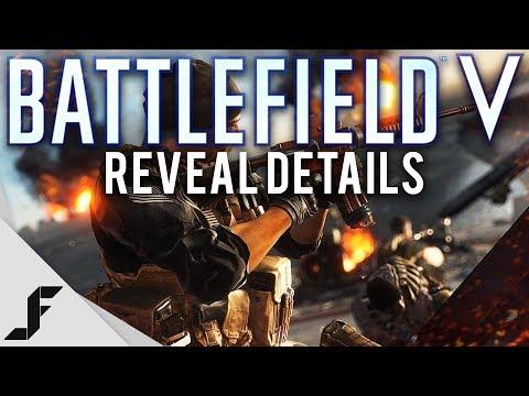 BATTLEFIELD V Reveal Details!