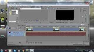 Видео урок как смонтировать видео в Sony Vegas Pro 12 (2 часть)