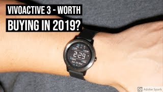Garmin Vivoactive 3 Review - Weight Lifting Rep Counter Disappointing