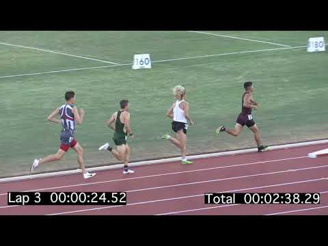 2018 Texas Class 3A State Track and Field Meet - 1600 Meter Run