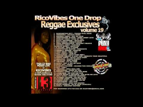 RICOVIBES ONE DROP REGGAE EXCLUSIVES VOL 19
