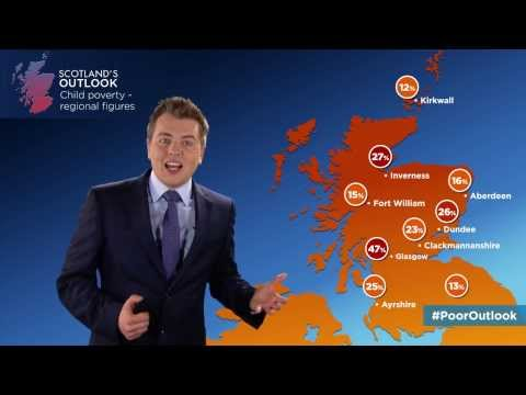 Scottish weather forecaster loses it live on air