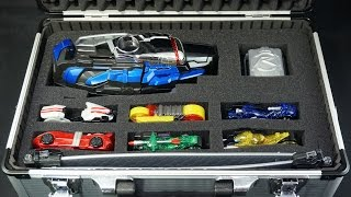 仮面ライダー ドライブ 自作ドライバーケース DXマッハドライバー&  シグナルバイク デッドヒート Kamen Rider Drive DX Drive DX Mach Driver Case thumbnail