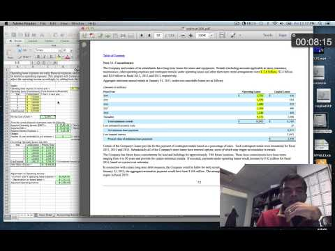 Valuation Tools Webcast #7: Measuring Accounting Returns