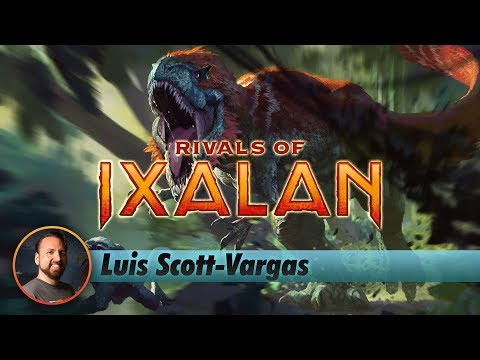 Rivals of Ixalan Draft #5 | Channel LSV