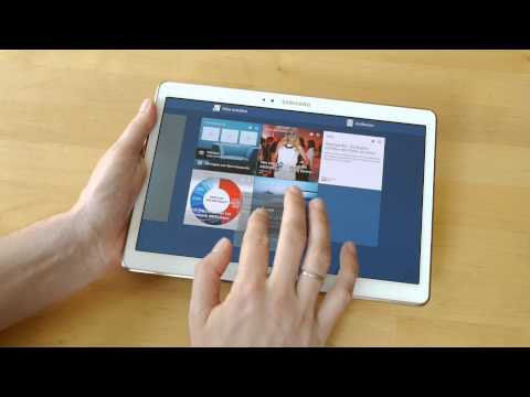 ausgepackt & angefasst: Samsung Galaxy Tab S 10.5 LTE