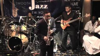 7/11/12  Smooth Cruise with Phil Perry & Kim Waters (feat. Kim Waters on sax)