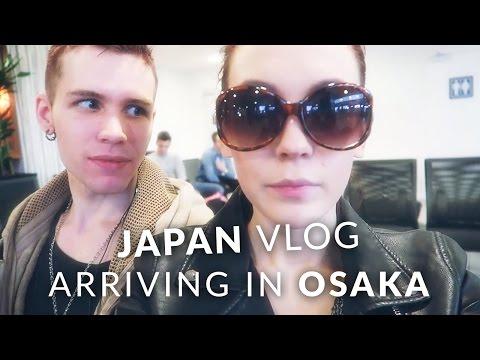Japan Vlog - Going to Osaka!