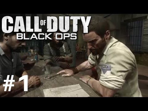 Call of Duty Black Ops - Campaign - Part One