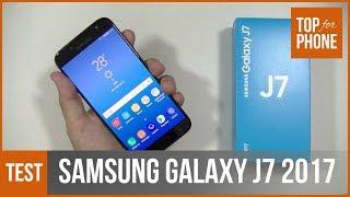 SAMSUNG GALAXY J7 (2017) : test par Top For Phone