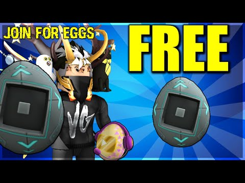 🔴FREE EGGMIN 2019 AND VIDEO STAR EGG ON ROBLOX! EGG HUNT 2019!