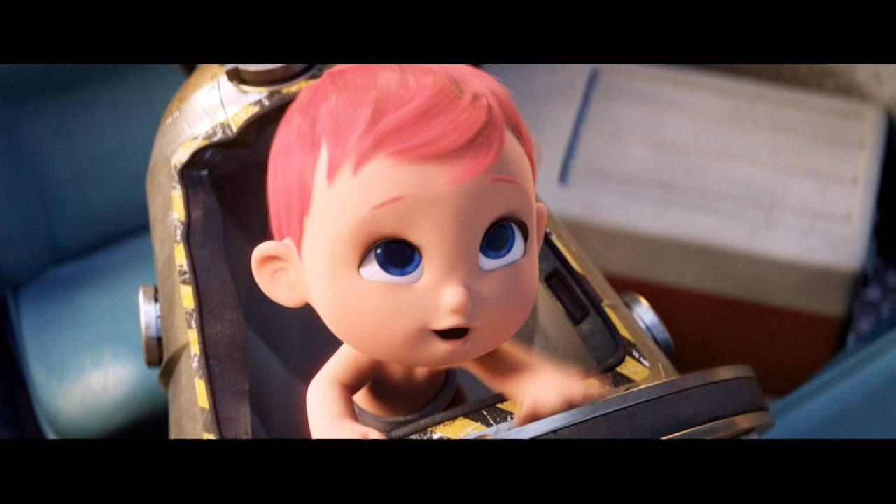 GANDRŲ SIUNTŲ TARNYBA - lietuviškai dubliuotI animaciniai nuotykiai visai šeimai - NAUJAS ANONSAS