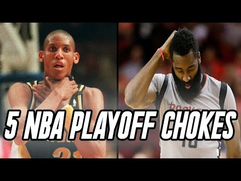 5 WORST CHOKING PERFORMANCES IN NBA PLAYOFF HISTORY