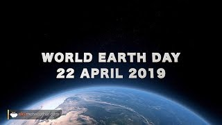 World Earth Day: A few things you can do to celebrate this Earth's Day