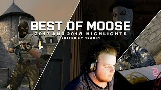 Best of eUnited moose - 2017 and 2018 Highlights