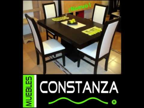 Muebles minimalistas constanza toluca youtube for Muebles minimalistas