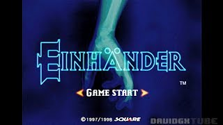 Let's Play Einhänder #1 - Awesome PS1 Game!