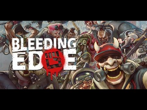 Bleeding Edge : Gameplay sauvage