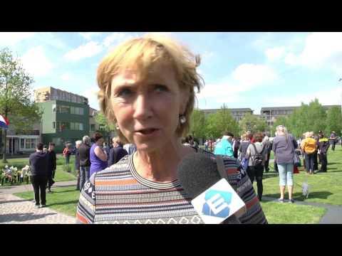 Reportage: Enschede herdenkt de vuurwerkramp van 13 mei 2000  (TV Enschede)