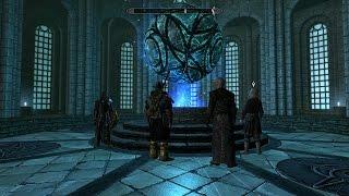 The Elder Scrolls V: Skyrim прохождение (В глубинах Саартала, найти библиотечные книги)
