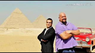 The Big Show and WWE Stars in Egypt /البيج شو واصحابه في مصر
