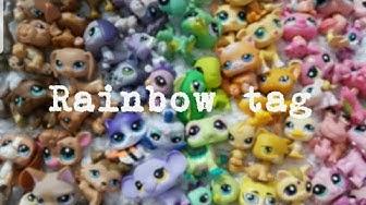 Sateenkaari tag / Rainbow tag