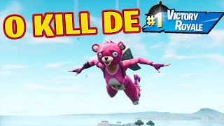 0 KILL de VICTORY ROYALE ! | FORTNITE DUO Levivel
