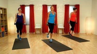 40-Minute Full-Body Workout   Class FitSugar