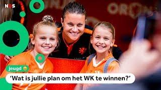 Drukte voor Oranje op fandag voor WK voetbal