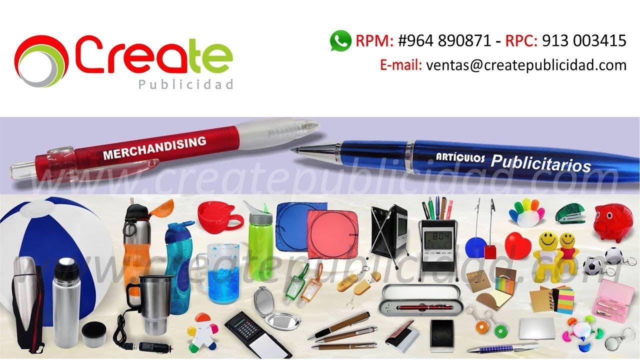 fd090e6f0 Artículos Publicitarios, Promocionales - Merchandising Perú - YouTube