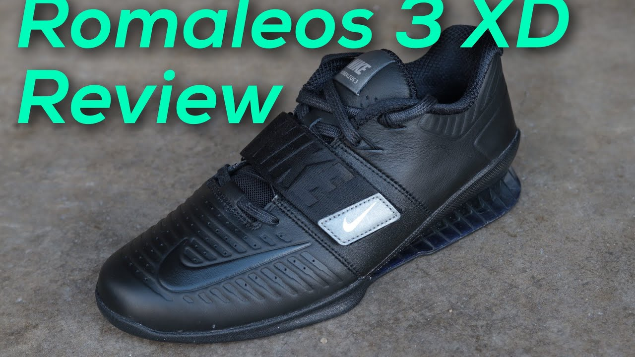 fd6dc38d5caa Nike Romaleos 3 XD Review - YouTube