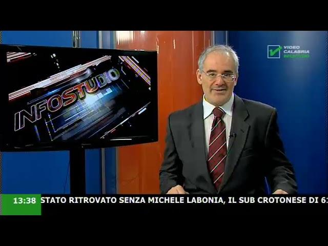 InfoStudio il telegiornale della Calabria notizie e approfondimenti -  10 Luglio 2021 ore 13.30