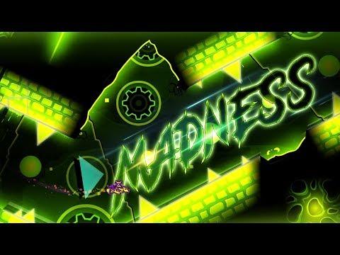 """Madness"" (demon) by Superopi | Geometry Dash 2.11"