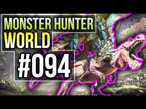 Monster Hunter World #094 🏹 Neues Event: Nase für ein Auge - Lets Play Monster Hunter World Deutsch