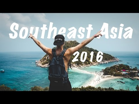 Backpacking Southeast Asia | 2016 | GoPro