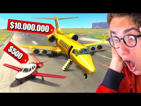 $500 Private Jet