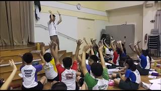 Leadership Training - Student Leaders - Zhenghua Primary - Video 3 [Demonstration]