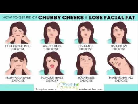Get rid of a chubby face tits