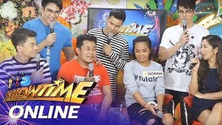 "It's Showtime Online: Funny One Dale and Donna reveals that their ""hugots"" came from experiences"