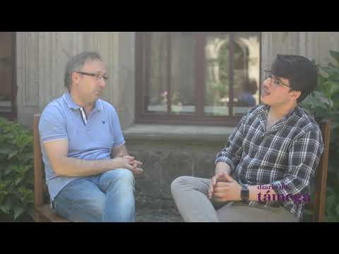 Entrevista ao senador verinense Juan Carlos Francisco, con Iván Olmos