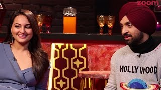 Diljit Recalls A Funny Incident When He Met Sonakshi For The First Time  Yaar Mera Superstar 2