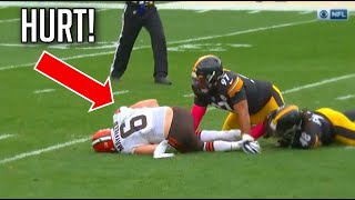 NFL Biggest Hits of Week 6 || HD